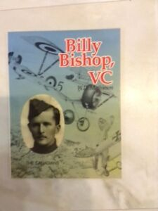 1989 booklet 'Billy Bishop, VC' by W.D. Mathieson