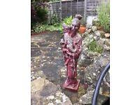 Garden statue - oriental