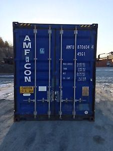 40' HC Used Shipping Container - Monthly Payment Plan - NS