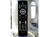 FREE Genuine Philips remote control for DVDR 3480 DVD Player/Recorder