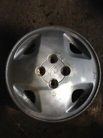 Vauxhall Astra Alloy Wheel