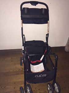 Poussette Universelle Safety1st  Clic-It