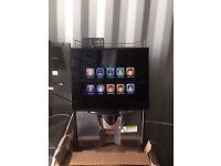 Vitro Espresso bean to cup coffee machine