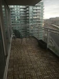 Liberty Village Bright Fully Furnished Corner Unit