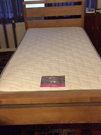 Single bed, never been used, excellent condition
