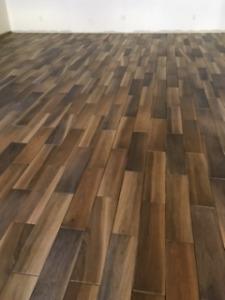 Ceramic Tiles Wood Look