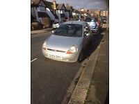 Ford KA .Silver. For Private sale. In Hove East Sussex