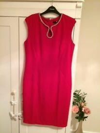 Red Occasion Dress, size 14.