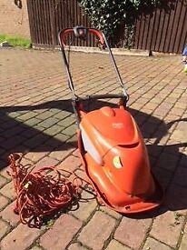 Electric Flymo Lawn mower
