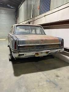 1966 Chrysler Valiant All Others Automatic Sedan