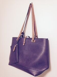 Leather Shoulder Bag/Purse