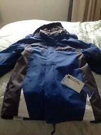 Mountain warehouse winter coat