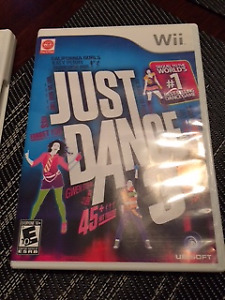 Just dance 3 wii dvd