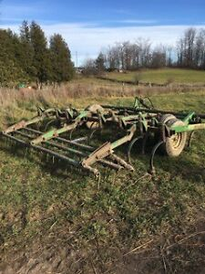 Disc and cultivator