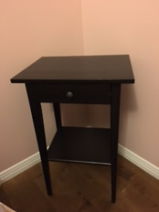 Two Ikea End Table - Very Good Condition