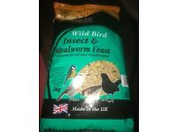 Wild Bird Insect & Mealworm Feast 20kg