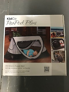 ***BRAND NEW KID CO PEAPOD PLUS INFANT TRAVEL BED***