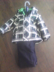Winter Jacket and snowpants 2T