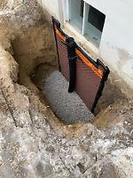 Réparation de fissures extérieur même l'hiver!