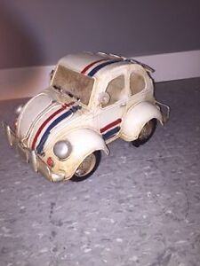 VW Beetle Car Novelty Metal Toilet Tissue Dispenser Kitchener / Waterloo Kitchener Area image 1