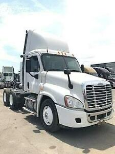2012 Freightliner Cascadia 10 Speed Manual