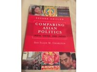 Comparing Asian Politics: India, China and Japan (textbook)
