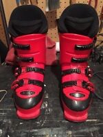 Boys ski rossignol boot