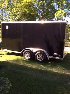 2015 ATC Raven 7 X 14 Enclosed trailer