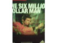 Six million dollar man box set videos