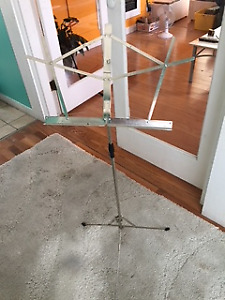 Music stand in excellent condition. Asking only $25