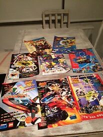 Lego Bricks and Pieces Magazines