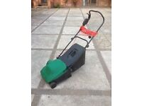 Atco electric cylinder mower
