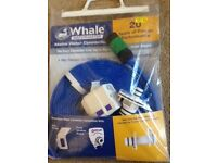 Whale watermaster Mains Water Connection brand new never been used