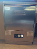 Hobart Dish Washer Low Temp Chemical Sanitizing