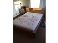 IKEA Double Bed Frame - NEEDS REPAIRS