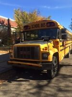 2001 GMC Other School Bus Other