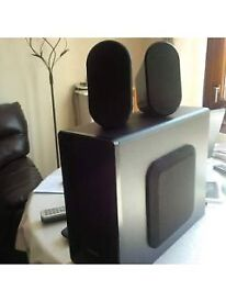 Samsung Home cinema speakers