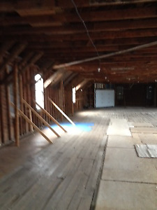 For rent - 6,000 sq ft dry storage