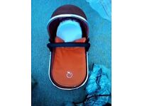 Icandy peach carry cot -