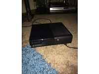 used xbox 360 console - no faults other than a few scratches/marks