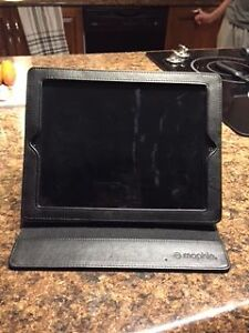 iPad 2 16gig + leather case