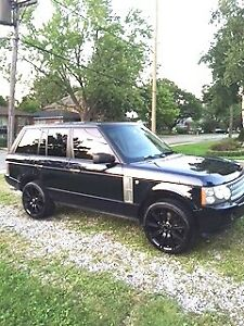 Range Rover- Super Charged 2006