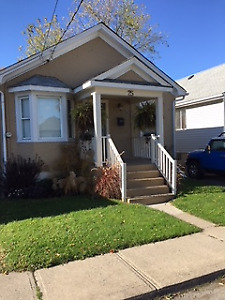 2 Bedroom House for Rent St Catharines