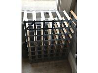 Wine Rack - John Lewis 48 bottles - Brand New - Grab yourself a bargain!