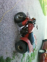 honda 200m and many parts