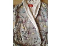 Dinosaur dressing gown 2-3 years