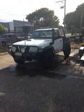 2000 Nissan Patrol Ute Campbellfield Hume Area Preview