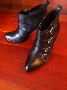 COACH boots for sale