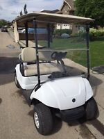 2010 Yamaha Electric Golf Cart