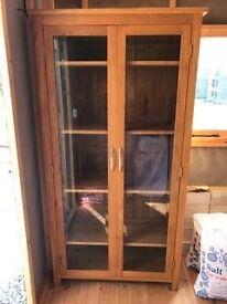 As new Coach house Oak Bookcase